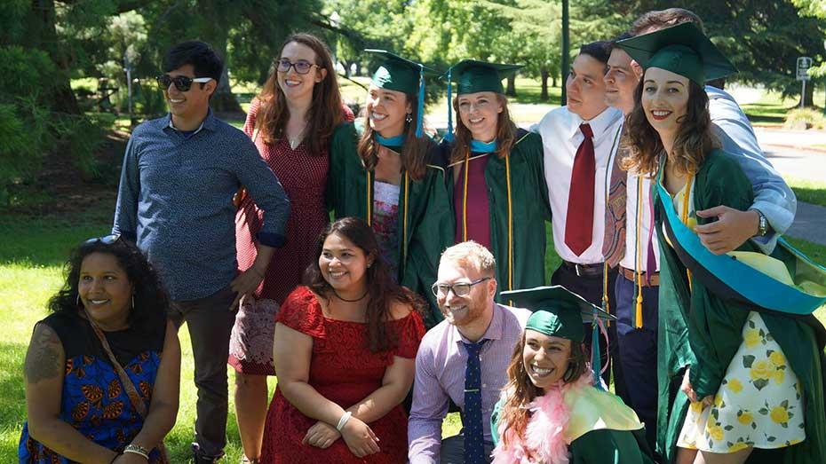 2017 master of nonprofit management graduates
