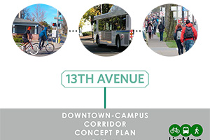 13th Ave. Concept Plan