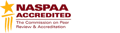 NASPAA Commission on Peer Review & Accreditation