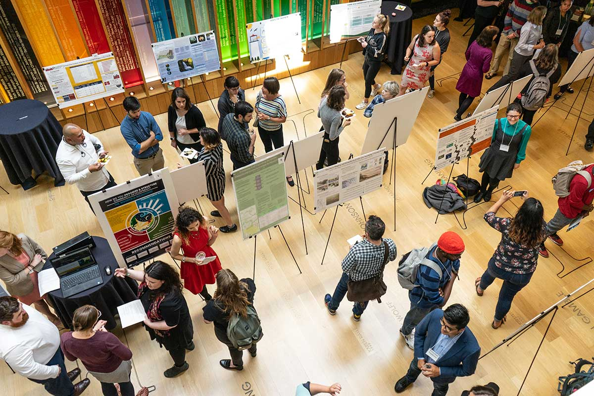 Students share work at PPPM Awards
