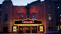 The Avalon Theater in Milwaukie, Oregon.