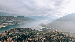 Photo of Oregon countryside
