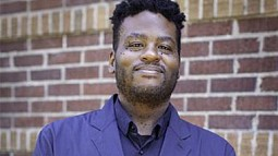 Librarian Jonathan Cain