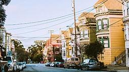 Photo of San Francisco street